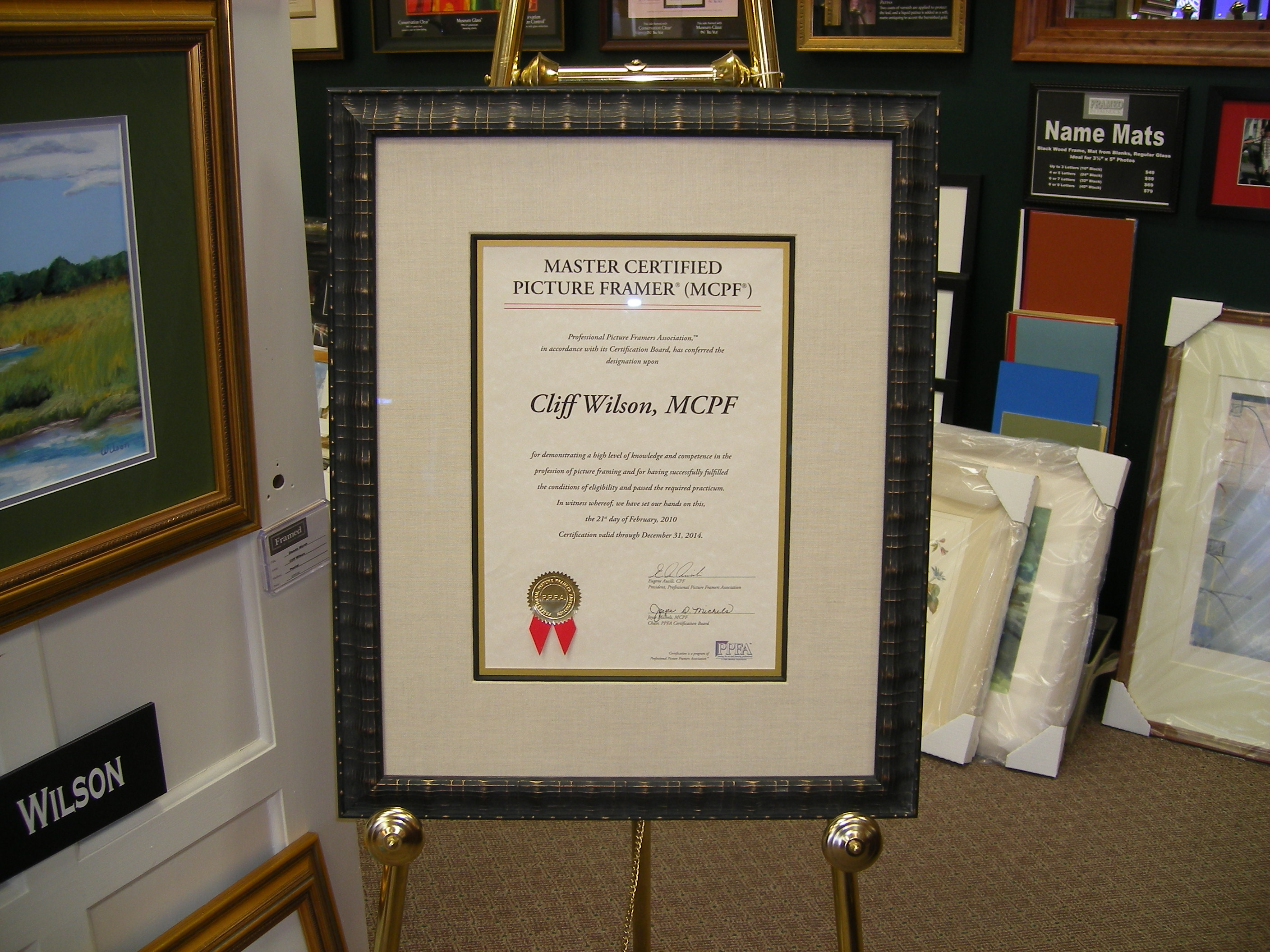 Framing tips framed in tatnuck master certified picture framer jeuxipadfo Image collections